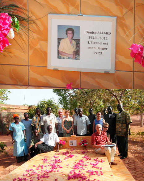 Plaques funeraires en pierre afrique: Réalisation en pierre de lave émaillée